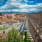 Segovia-Spanien